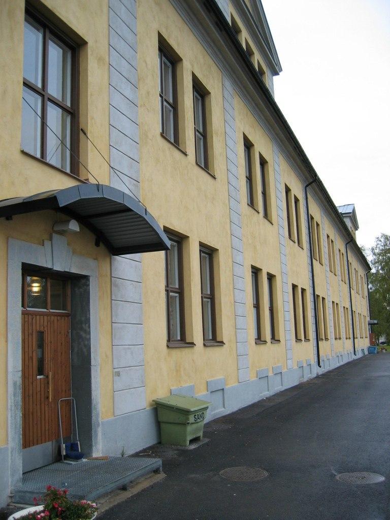 Barracks-sweden
