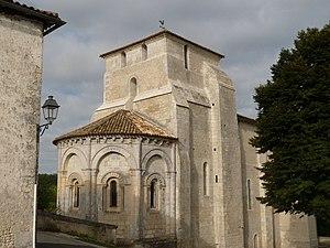 Barret, Charente - Image: Barret eg 1