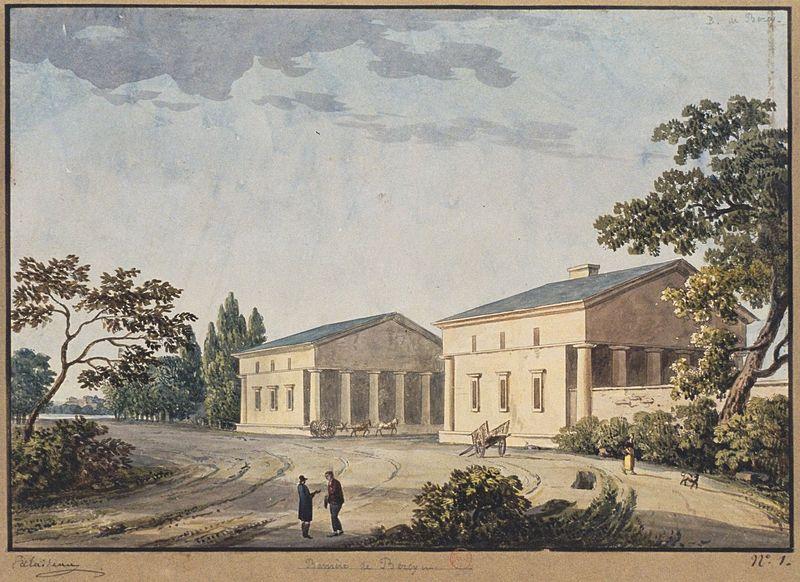Fichier:Barrière de Bercy (1819).jpg
