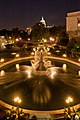 Bartholdi Fountain at Night (8386978663).jpg
