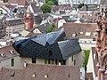 Basel Museum der Kulturen, Dach.jpg