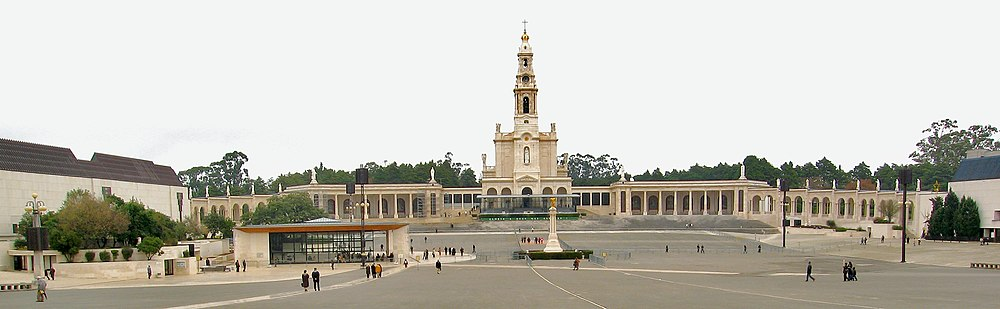 Image result for fatima basilica