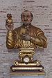 Basilica of Saint-Sernin - Bust of Saint Vincent de Paul.jpg