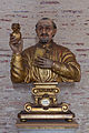 Basilica of Saint-Sernin - Bust of Saint Vincent de Paul.jpg