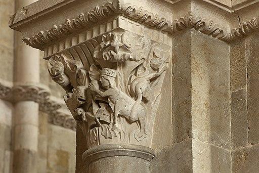 Basilique Sainte-Marie-Madeleine de Vézelay PM 46729