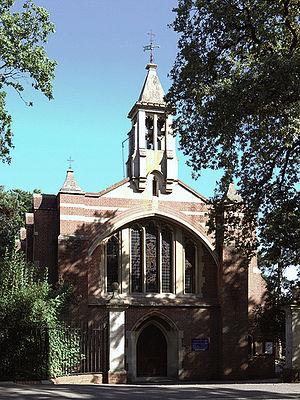 Bassett, Southampton - Image: Bassett Church