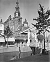 bathbrug met waagtoren - alkmaar - 20005659 - rce