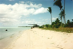 Tarawa - Japanese World War II defenses on Tarawa