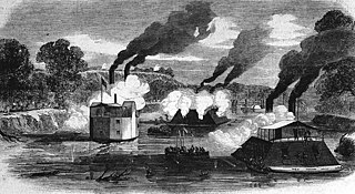 Battle of Saint Charles battle of the American Civil War