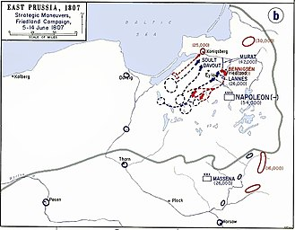 Battle of Friedland - Battle of Friedland - 14 June 1807