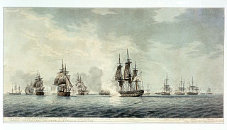 HMS <i>Zealous</i> (1785) 74-gun Royal Navy ship of the line