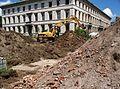 Bauarbeiten für das NS-Dokumentationszentrum, 2011.JPG