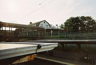 Bayside (LIRR station) - Image: Bayside LIRR Station