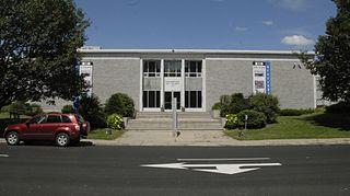 Beaverbrook Art Gallery Art museum in Fredericton, New Brunswick