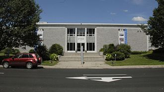 Beaverbrook Art Gallery - Beaverbrook Art Gallery in 2014.