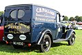 Bedford van registered July 1934 in bakery livery might be a Bedford ASYC 8cwt van 02.jpg