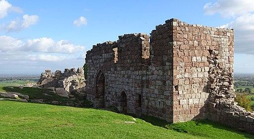 Beeston Castle - Inner Gatehouse