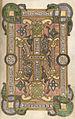 Beginning of the Gospel of St John, with initials I and N - Gospels of St Luke and St John (9th C), f.63 - BL Egerton MS 768.jpg