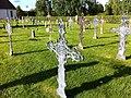 Begravningsplats vid Rättviks kyrka i Dalarna.jpg