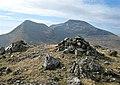 Beinn Fhada - Summit Cairn - geograph.org.uk - 409941.jpg