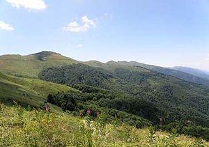 Belasitsa Nature Park - Belasitsa Mountain