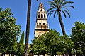 Bell tower of Great Mosque of Cordoba, incorporating earlier minaret (8) (29680642542).jpg