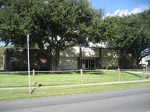 Marrero, Louisiana - Belle Terre Library in Marrero