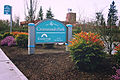 Bellevue, WA — Crossroads Park sign.jpg