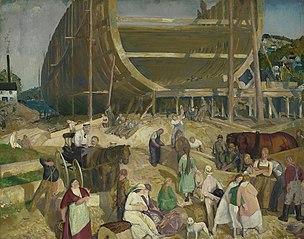 Shipyard Society