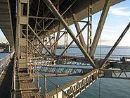 Below Auckland Harbour Bridge Hossen27