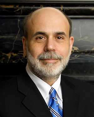 Bendheim Center for Finance - Ben Bernanke, founder of the Bendheim Center