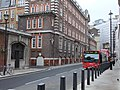 Bendy bus in Great Scotland Yard, London - geograph.org.uk - 2193144.jpg