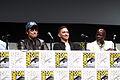 Benicio Del Toro, Lee Pace & Djimon Hounsou (9364336014).jpg