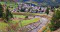 Bergtocht van Gimillan (1805m.) naar Colle Tsa Sètse in Cogne Valley (Italië). Zicht op Gimillan (1805m.).jpg