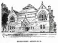 Berkshire Athenaeum, B & W (Biographical Dictionary of America, vol. 1).png