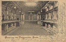 Philharmonie De Berlin Wikipedia