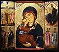 Berlinghiero berlinghieri, madonna col bambino e santi, lucca, 1230-40 ca. 01.jpg