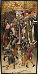 Flagellation de Saint Georges