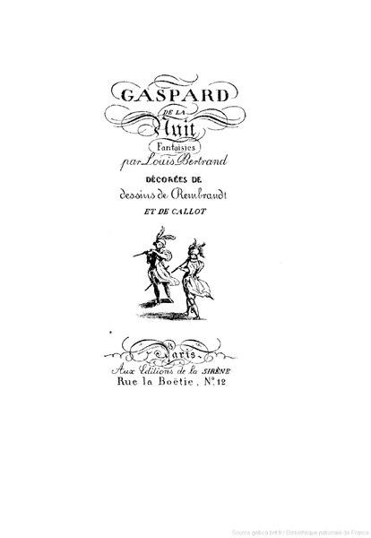 File:Bertrand, Gaspard de la nuit, 1920.pdf