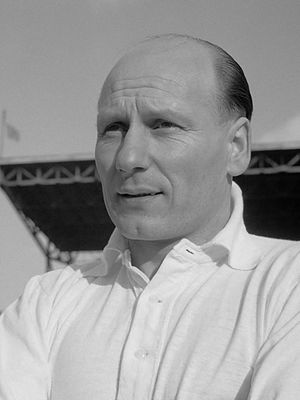 Bertus de Harder - De Harder in 1955
