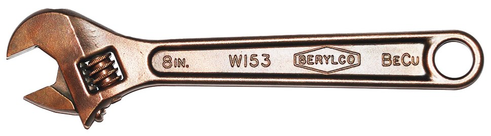 Beryllium Copper Adjustable Wrench