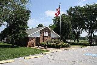 Bethel Heights, Arkansas City in Arkansas, United States