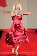 Betsey Johnson, Red Dress Collection 2007.jpg
