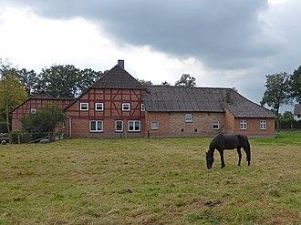 Wahrenholz - Image: Betzhorn Pferd
