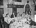 Bezoek Luxemburgs groot-hertogelijk paar. Derde dag. Haarlem (Diner), Bestanddeelnr 907-8120.jpg