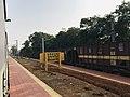 Bhusandpur railway station name board.jpg