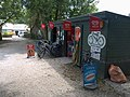 Bike hire, Pentewan - geograph.org.uk - 1389629.jpg