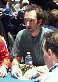 Bill Gazes WPT 2005 World Poker Finalseissa