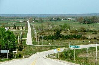 Billings, Ontario - Image: Billings ON