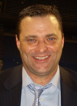 Billy Gillispie - Gillispie in February 2008